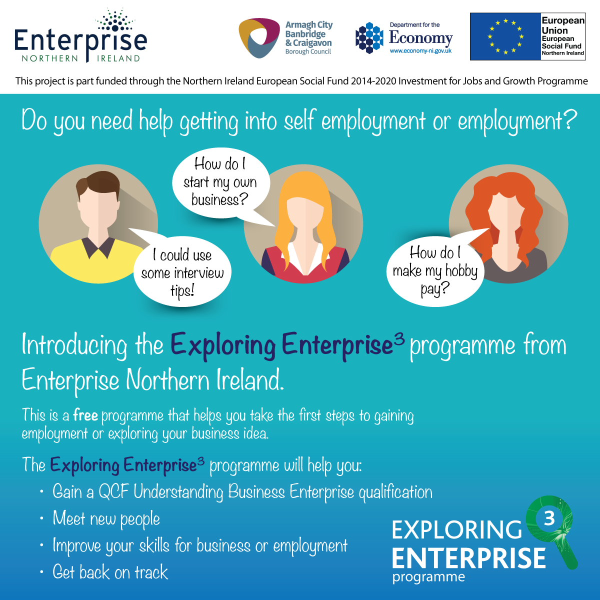 Exploring Enterprise Programme